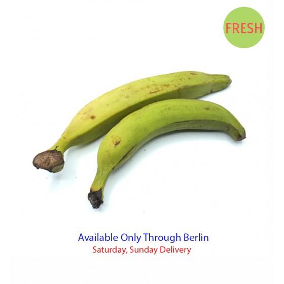 Grüne Banana Srilankan 1 kg