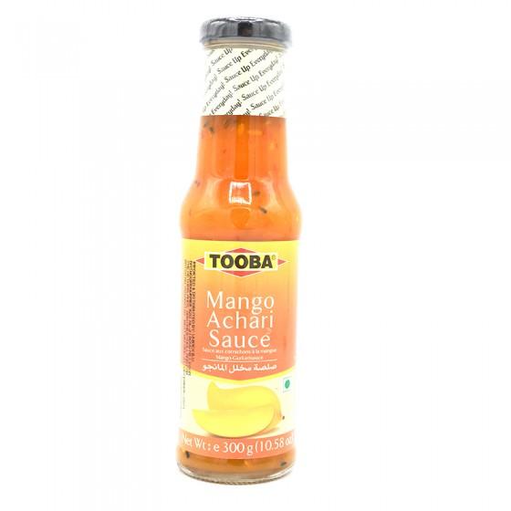 Tooba Mango Achari Sauce 300gm