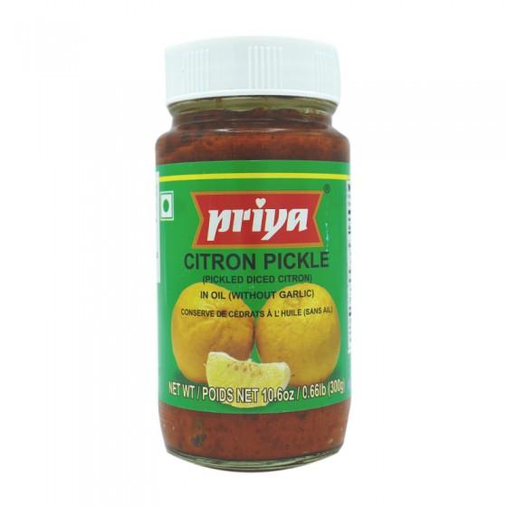 Priya Citron Picklel 300gm