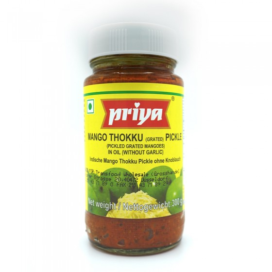 Priya Mango Thokku 300gm