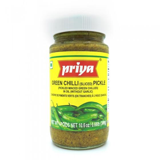 Priya Green Chilli Pickle...