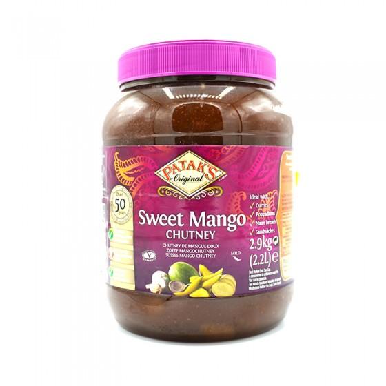 Patak's Sweet Mango Chutney...