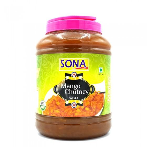 Sona Mango Chutney 5kg