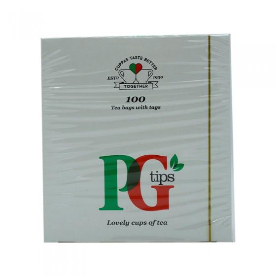 PG tips 100 Tea Bags