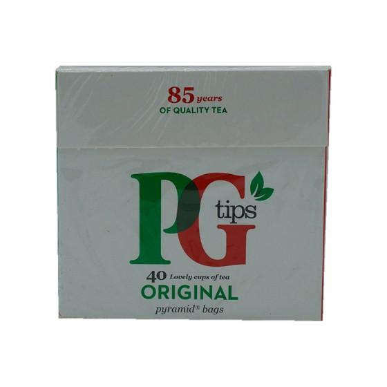 PG tips 40 Tea Bags