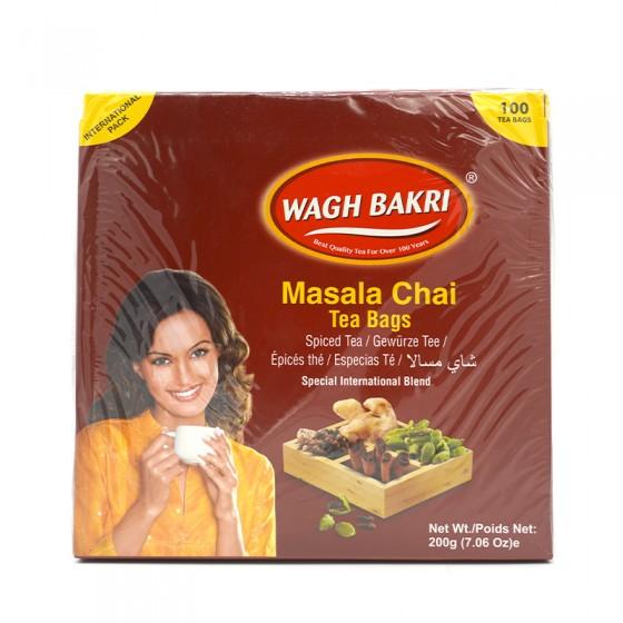 Wagh Bakri Masala Chai TEA...