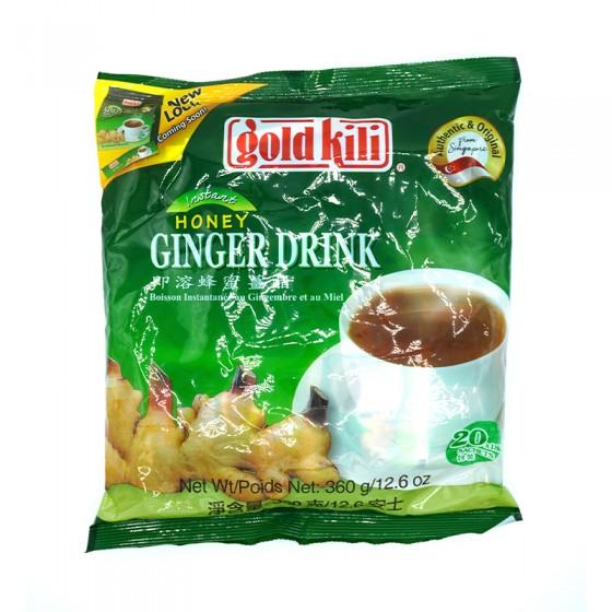 Gold Kili Honey Ginger Tea...