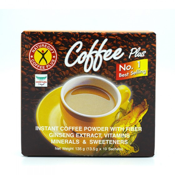 Nature Instant Coffee...