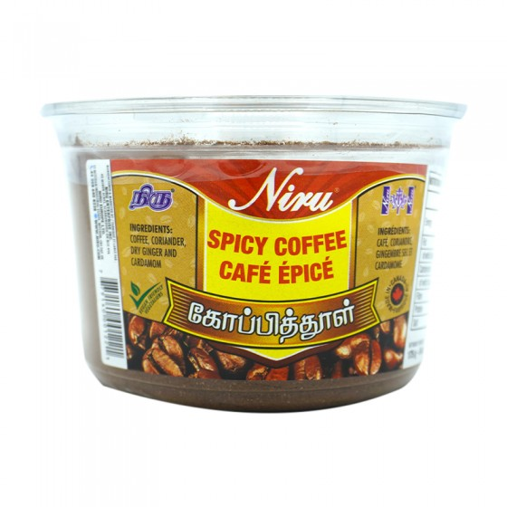 Niru Spicy Coffee 175gm