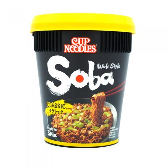 Wok Style Soba Cub Noodles...