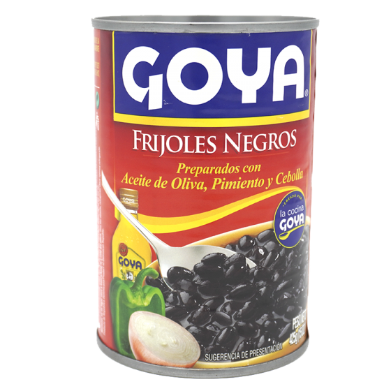 Goya Black Beans Soups 425 Gm