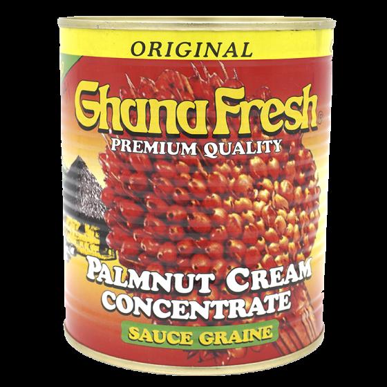 Ghana Fresh Palmnut Cream...