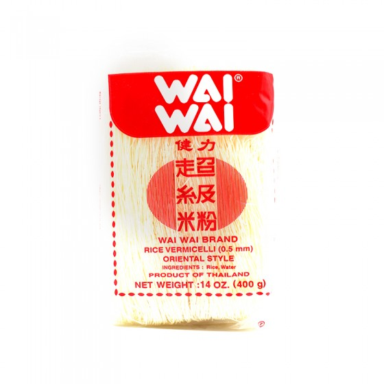 Wai Wai Rice Vermicelli 400gm