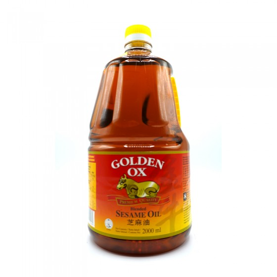 Golden Ox Sesame Oil 2 litre