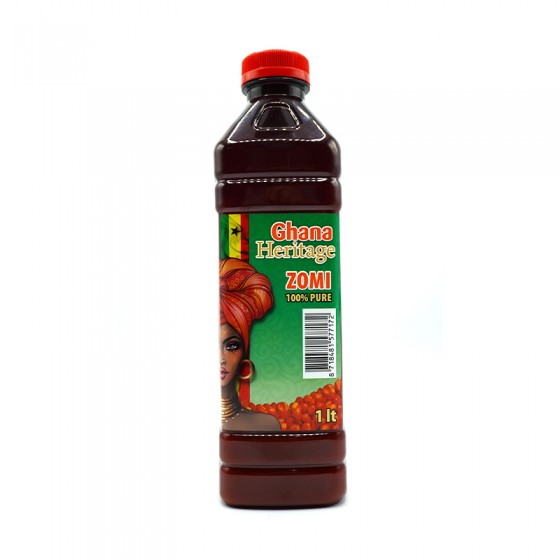 Ghana Heritage Zomi oil 1...