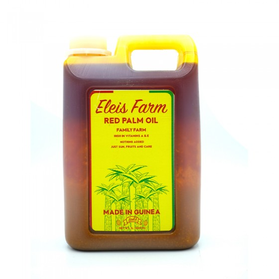 Eleis Form Red Palm Oil 1...