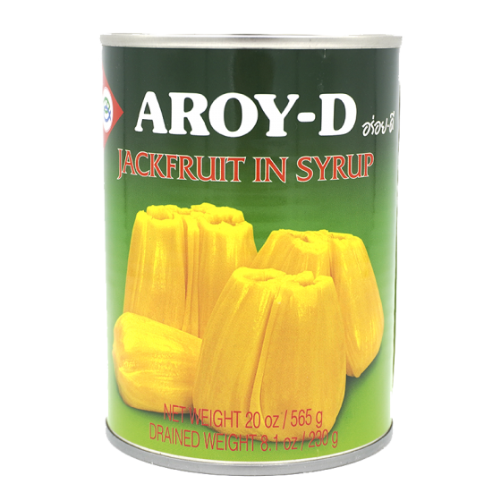 Aroy-D Jackfruit in Syrup...