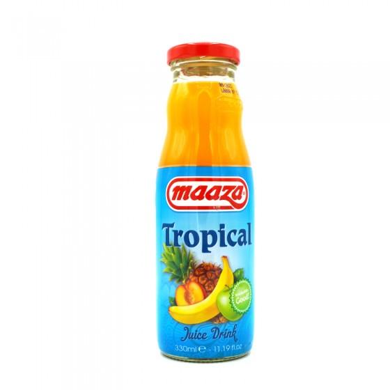 Maaza Tropical Glass Bottle...