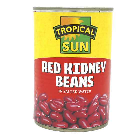 Tropical Red Kidney Beans...