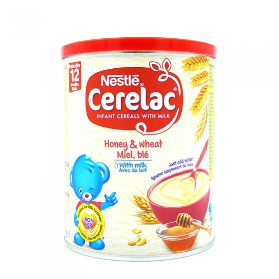 Nestle Cerelac Milk Honey &...