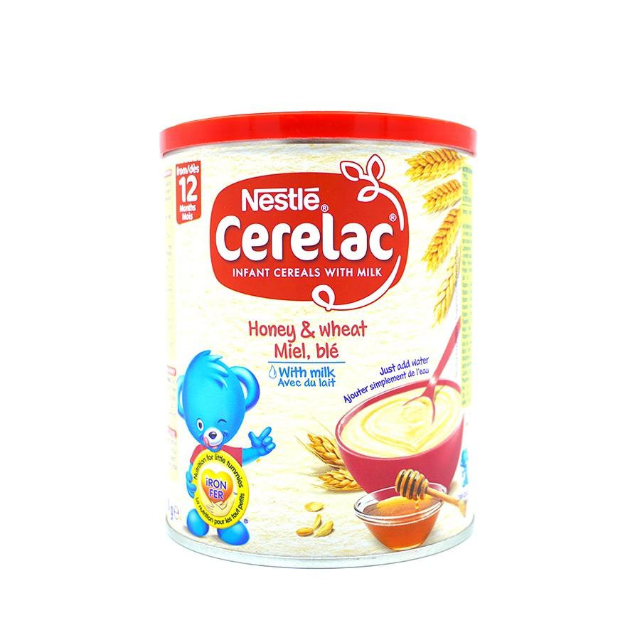 Nestle Cerelac Milk Honey & wheat Milk Powder 20gm