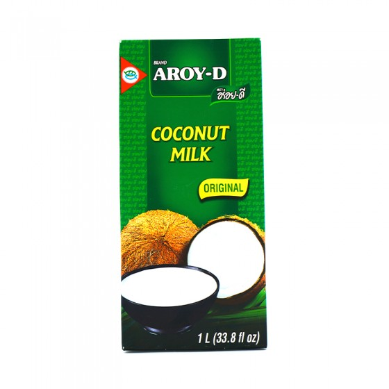 Aroy-D Coconut Milk 1 litre