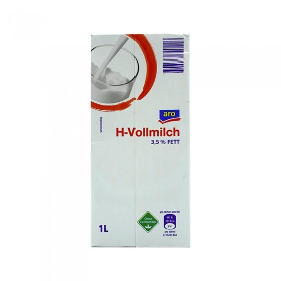 Aro H-vollmilch 3.5% fett 1...