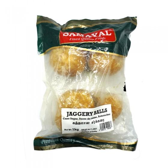 Samayal Jaggery Balls 1 kg
