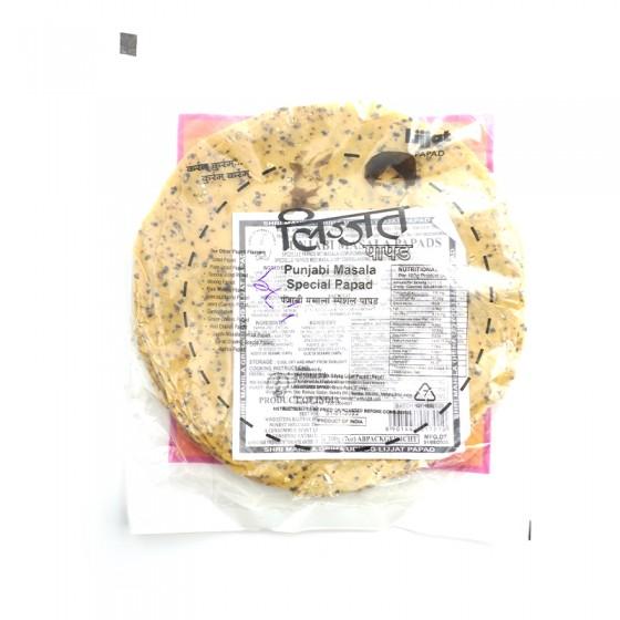 Lizzat Punjabi Masala Papad...