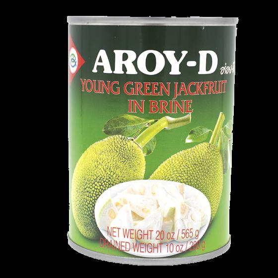 Aroy-D Young Green Jackfruit 565 Gm
