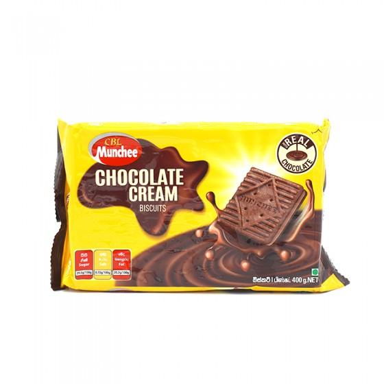 CBL Chocolte Cream 400gm