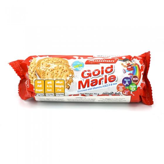 Maliban Gold Marie 75gm