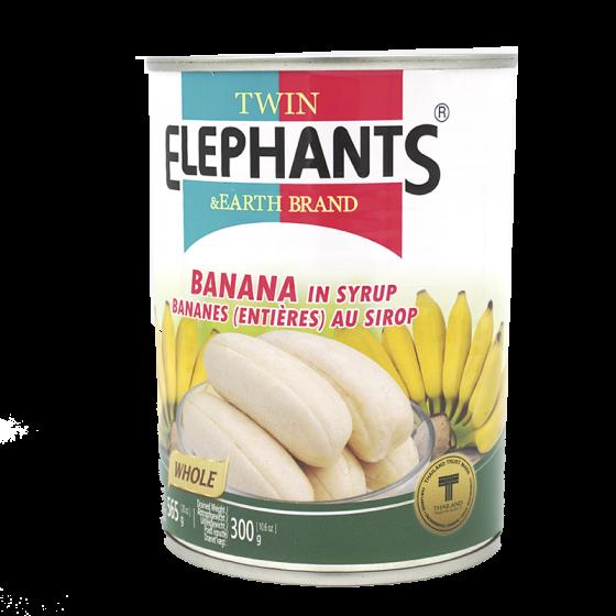 Elephant Banana Syrup 565 Gm