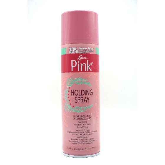 Lusters Pink Holding Sppry...