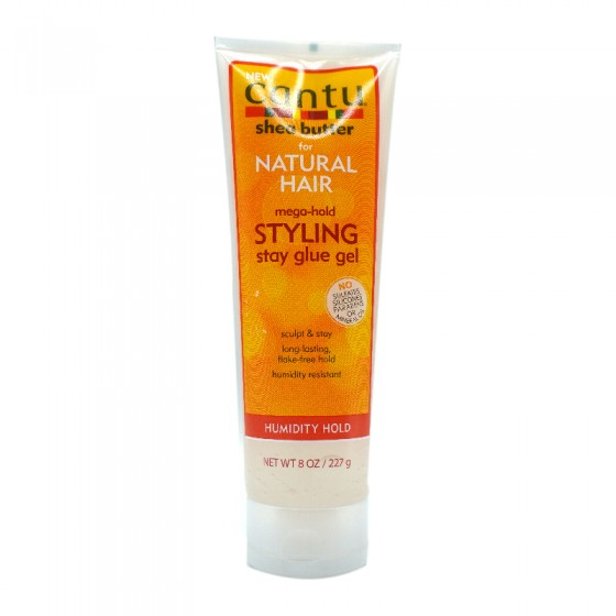 Cantu Natural Hair styling...