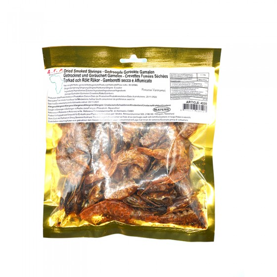 A.F.P Dried Smoked Shrimps...