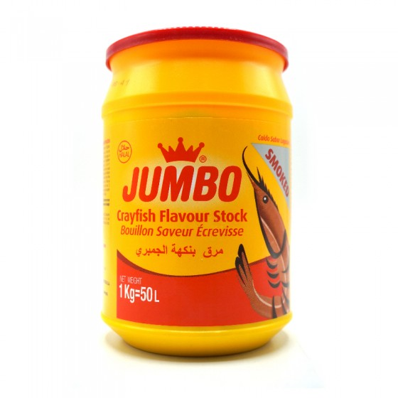 Jumbo Curryfish Flavour...