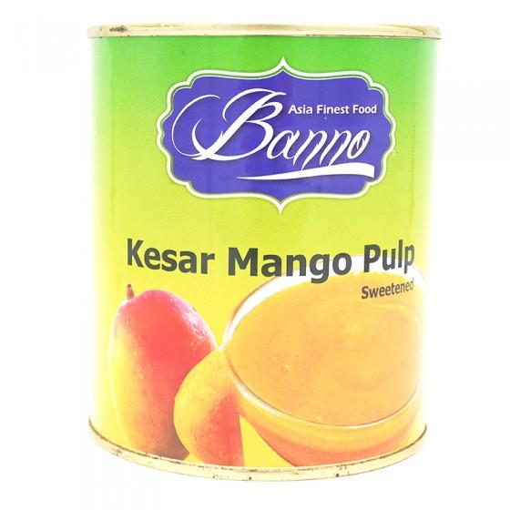 Banno Keser Mango Pulp 850Gm