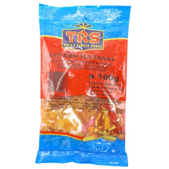 TRS Golden Sultanas 100gm