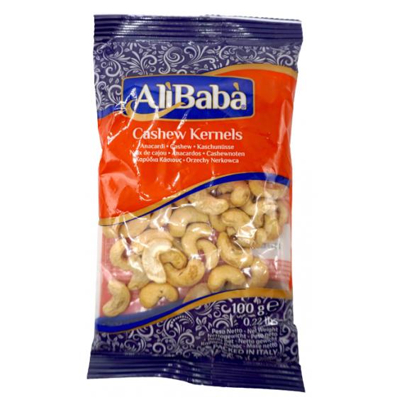 Alibaba Cashew Kernels 100gm
