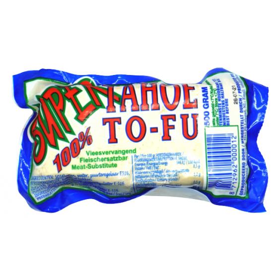 Super Tahoe Tofu 500gm