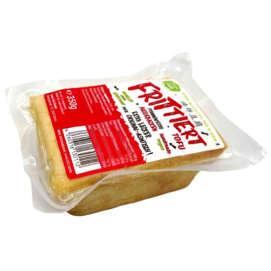 Frittiert Tofu Ausgacken 350gm