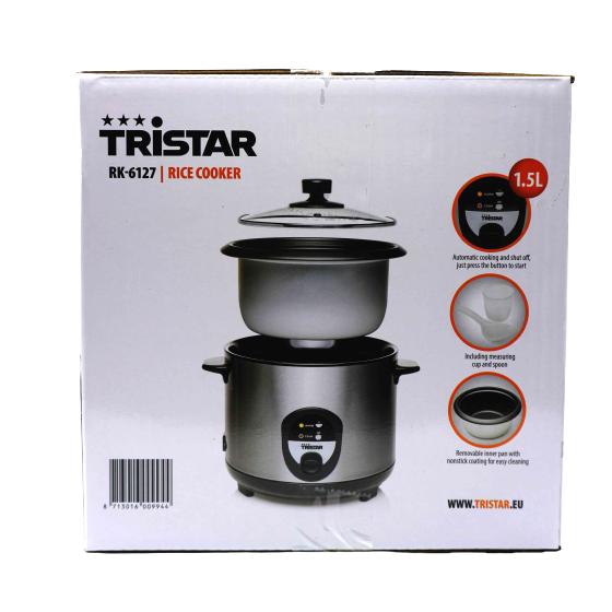 Tristar rice cooker 1.5 l