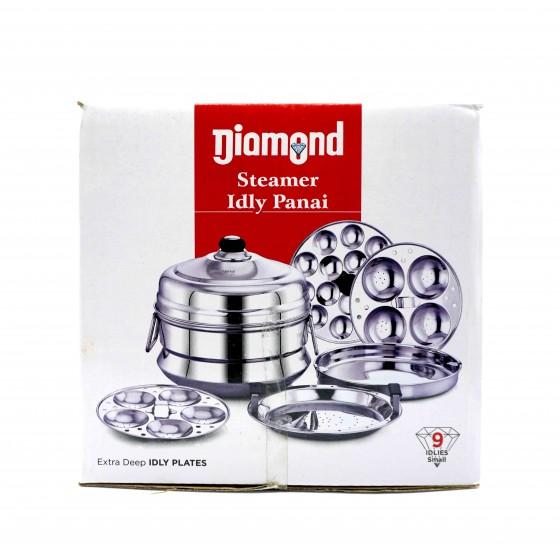 Diamond Steamed Idly Panani...