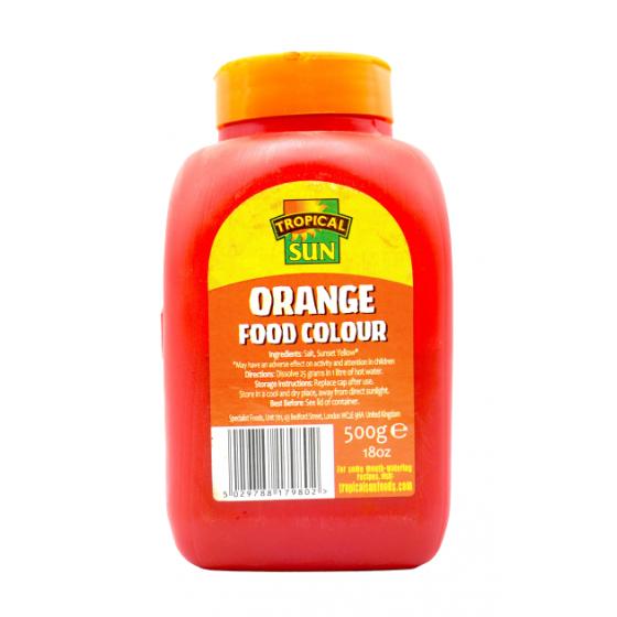 Tropical Sun Orange Food...