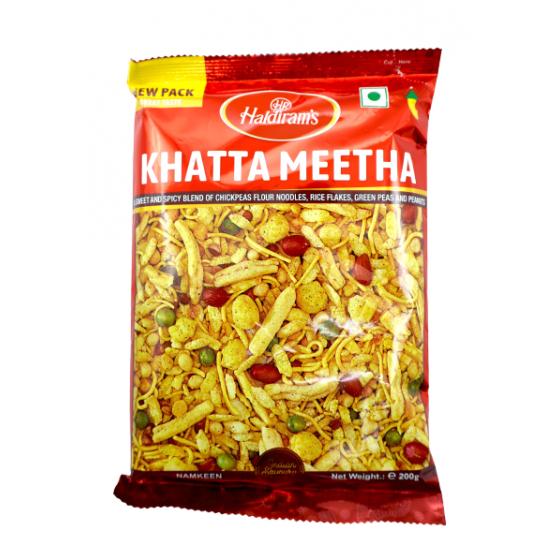 Haldiram's Khatta Meetha 200gm