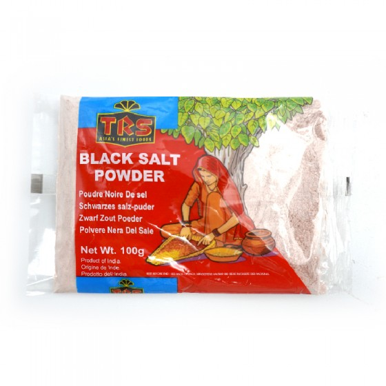 TRS Black salt  100gm
