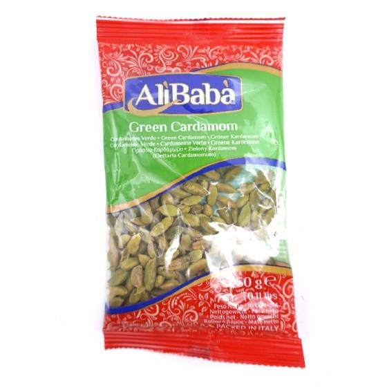 Ali Baba Green Cardamon 50gm