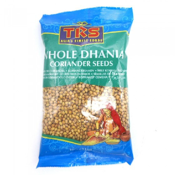 TRS Whole Dhania 100gm