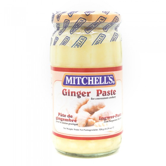Mitchell's Ginger Paste 320Gm